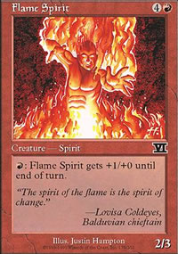 Flame Spirit - 6th Edition