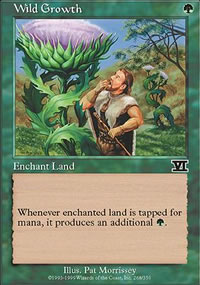 Wild Growth - 6th Edition