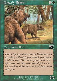 Grizzly Bears - 6th Edition