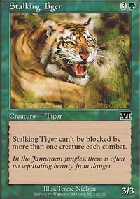 Stalking Tiger - 6th Edition