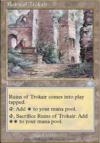 Ruins of Trokair - 6th Edition