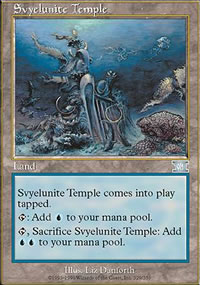 Svyelunite Temple - 6th Edition