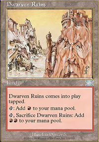 Dwarven Ruins - 6th Edition