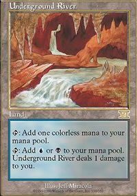 Underground River - 6th Edition