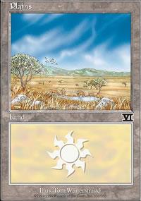 Plains 1 - 6th Edition