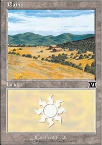 Plains 4 - 6th Edition
