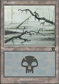 Swamp 2 - 6th Edition