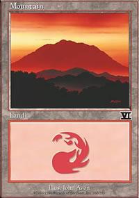 Mountain 1 - 6th Edition