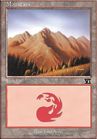 Mountain 2 - 6th Edition