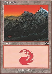 Mountain 4 - 6th Edition