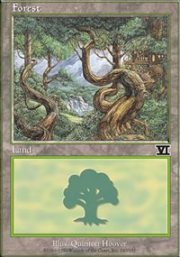 Forest 1 - 6th Edition