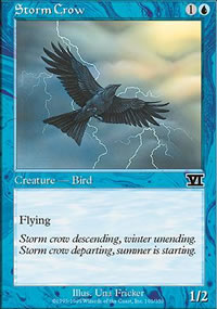 Storm Crow - 6th Edition
