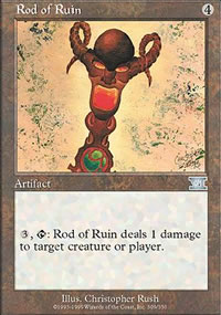 Rod of Ruin - 6th Edition
