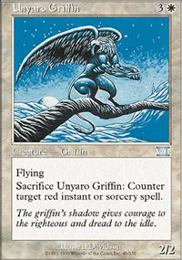 Unyaro Griffin - 6th Edition