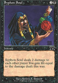 Syphon Soul - 6th Edition