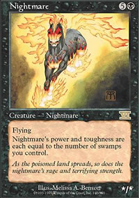 Nightmare - 6th Edition