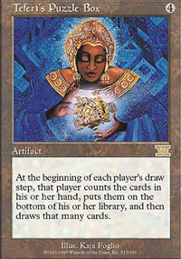 Teferi's Puzzle Box - 6th Edition