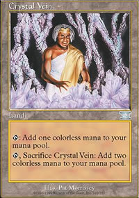 Crystal Vein - 6th Edition