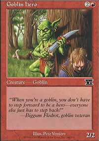 Goblin Hero - 6th Edition