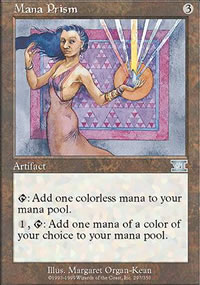 Mana Prism - 6th Edition