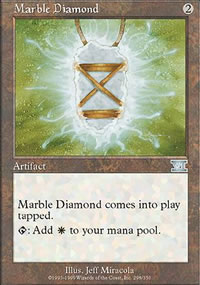 Marble Diamond - 6th Edition