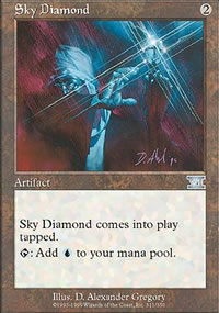 Sky Diamond - 6th Edition