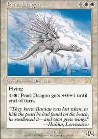 Pearl Dragon - 6th Edition