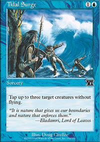 Tidal Surge - 6th Edition