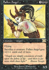 Fallen Angel - 6th Edition