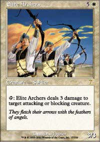 Elite Archers - 7th Edition