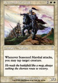 Seasoned Marshal - 7th Edition
