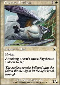 Skyshroud Falcon - 7th Edition