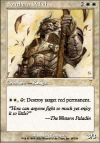 Southern Paladin - 7th Edition
