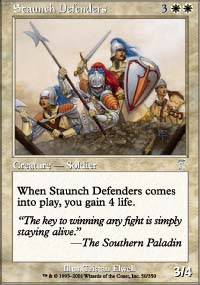 Staunch Defenders - 7th Edition