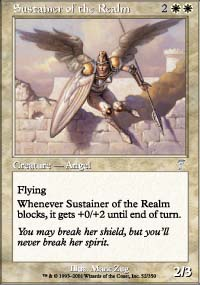 Sustainer of the Realm - 7th Edition