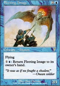 Fleeting Image - 7th Edition