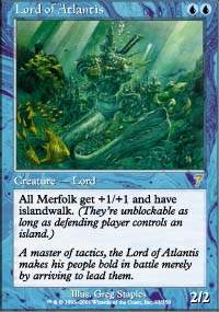 Lord of Atlantis - 7th Edition