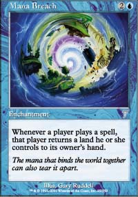 Mana Breach - 7th Edition