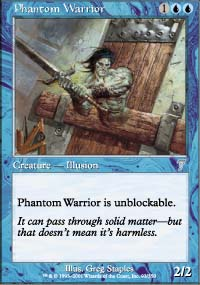 Phantom Warrior - 7th Edition