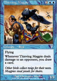 Thieving Magpie - 7th Edition