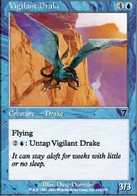 Vigilant Drake - 7th Edition