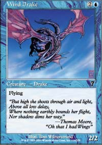 Wind Drake - 7th Edition
