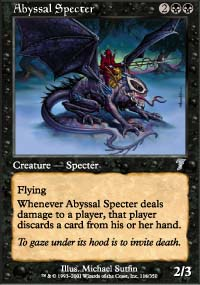 Abyssal Specter - 7th Edition