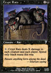 Crypt Rats - 7th Edition