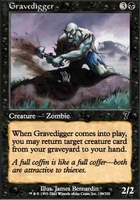 Gravedigger - 7th Edition