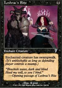 Leshrac's Rite - 7th Edition