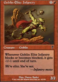 Goblin Elite Infantry - 7th Edition