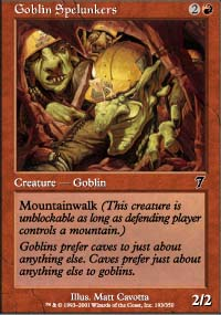 Goblin Spelunkers - 7th Edition