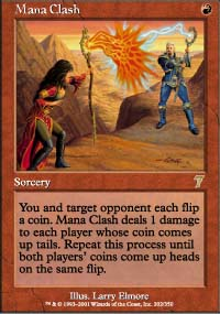 Mana Clash - 7th Edition