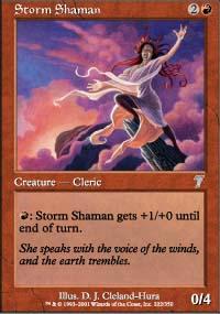 Storm Shaman - 7th Edition